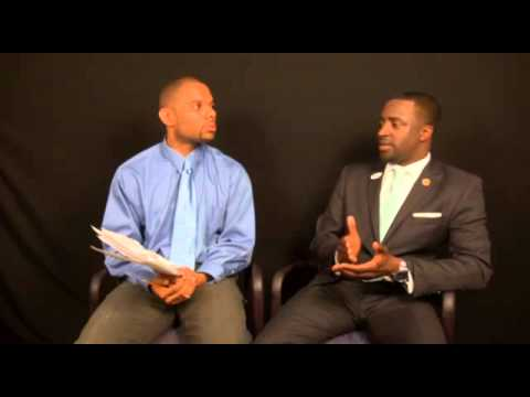 KCMO City Councilman Jermaine Reed Discusses Crime Reduction