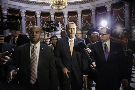 GOP jockeying in the House after Cantor's defeat