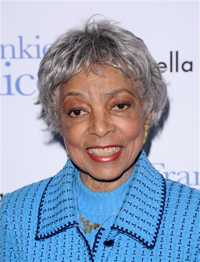 Daughter: Actress Ruby Dee dead at 91