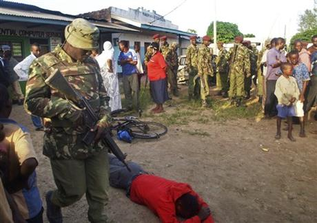 48 Kenyans dead: Witness: Gunmen spared Muslims