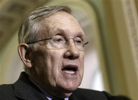 Reid pulls spending bill after spat with GOP