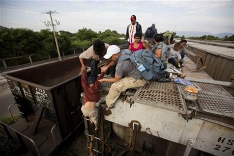 MIGRATION SPOTLIGHTS MEXICAN 'COYOTE' SMUGGLERS
