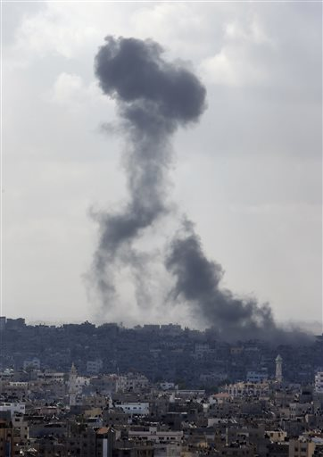 OFFICIALS: 4 PALESTINIANS KILLED IN WEST BANK