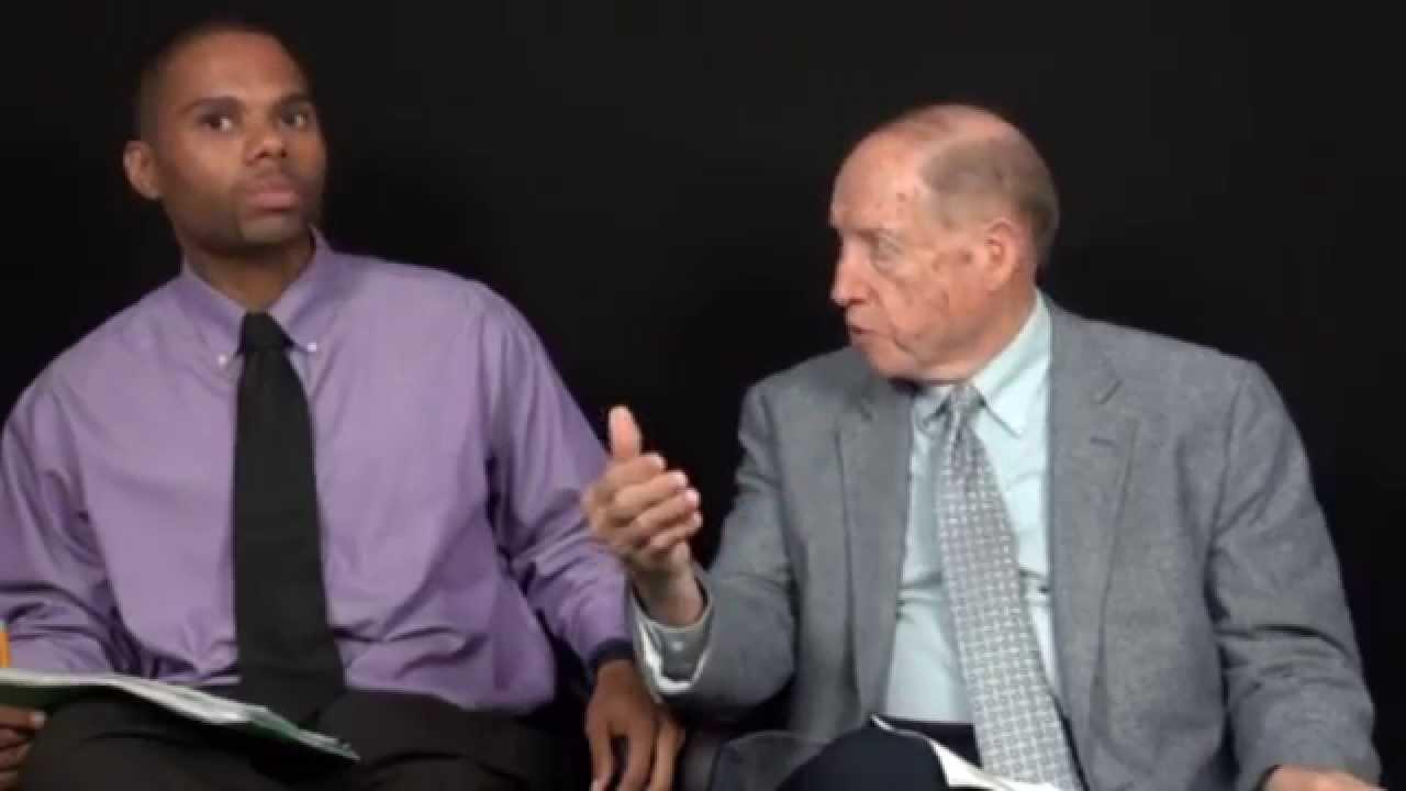 Interview with John Sharp, Kansas City Sixth District Councilman
