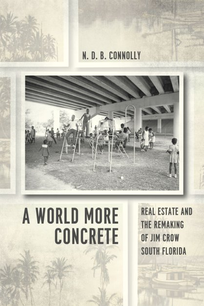 """CMG September Book #1 of the Month """"A World More Concrete"""""""