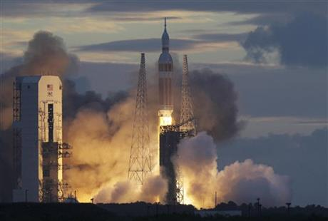 Dawn of Orion: NASA launch opens new era in space