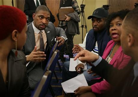Reformers target traffic courts in Ferguson