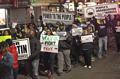 Police cases converge to stir national debate