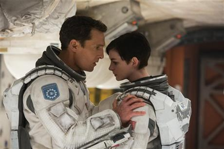 Golden Globe snubs: Jolie, Nolan get no love this year