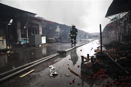 Gun battles in Chechen capital leave 19 dead
