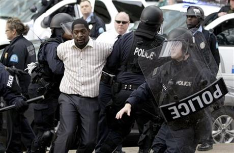 A glance at developments in Ferguson