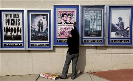 Top theater chains cancel 'The Interview' showings