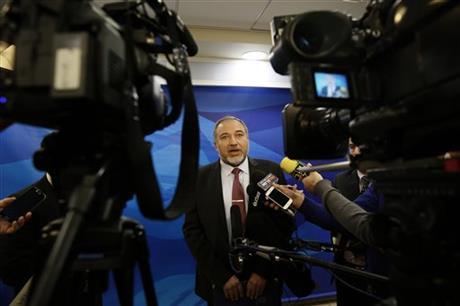 Corruption probe roils Israeli election campaign