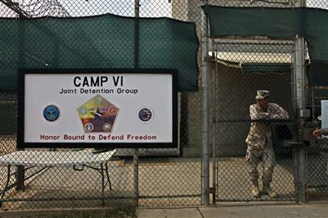 US sends 6 prisoners from Guantanamo to Uruguay