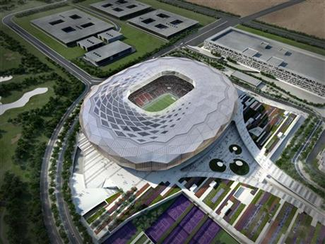 Qatar: Small country the big new player in sport