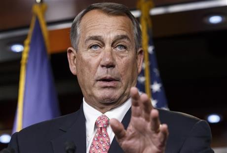 Ohio man accused of threatening to kill Boehner