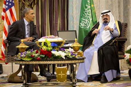 Obama to cut short India trip to pay call on Saudi Arabia