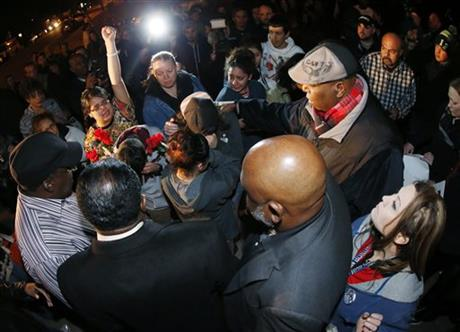 Residents want charges for Denver officers who killed teen