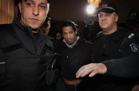 Bulgaria extradites man suspected of link to French attacks