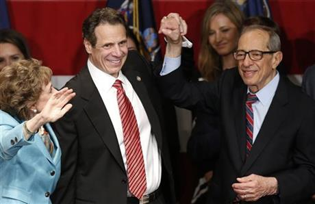 Mario Cuomo, a giant in NY, liberal politics, dies