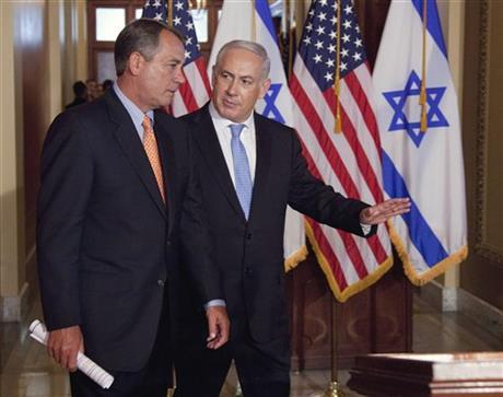 Senate opens showdown with Obama over Iran sanctions
