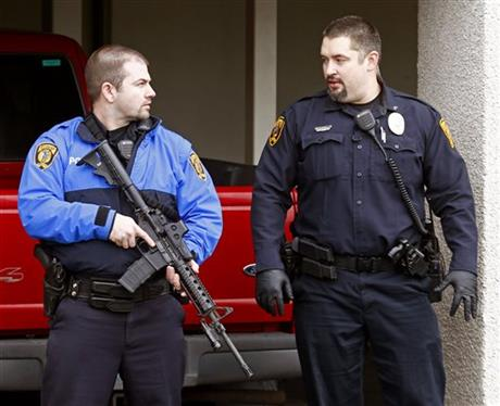 Suspect arrested after 3 killed in Idaho shooting spree