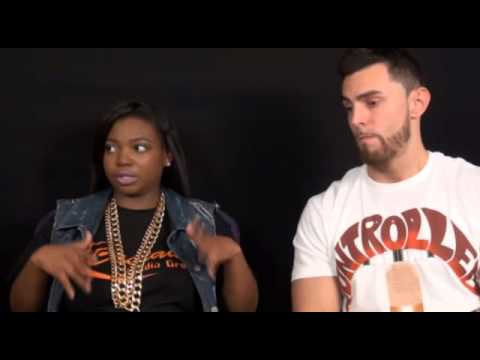 Oprah Brown Interviews Kontrolled Substance Designers Corvorggio Powell & Kyle Cobb