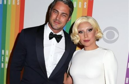 Lady Gaga engaged to 'Chicago Fire' actor Taylor Kinney