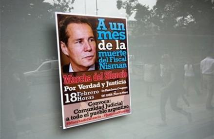 Case against Argentine president moves forward