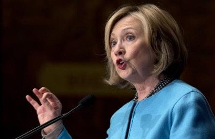 For Clinton, her family foundation may pose campaign risks