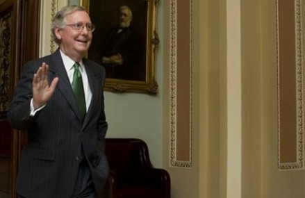 McConnell: Strip immigration issue from Homeland budget bill