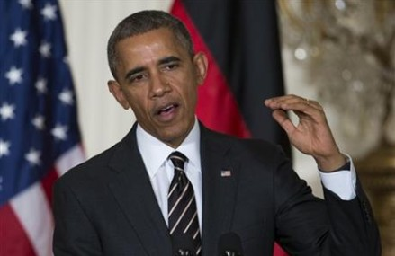 Obama to send his new war powers request to Capitol Hill