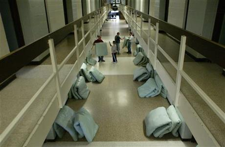 Michigan fighting claims of sexual abuse by teens in prison