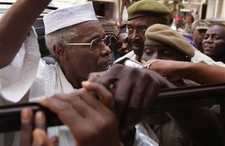 Former Chad dictator to face trial in Senegal