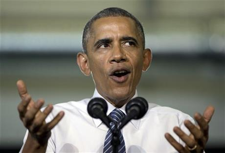 Obama budget offers contrasts, long-shot deals with GOP