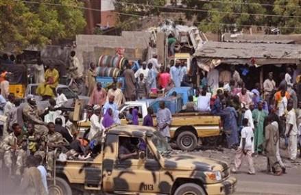Nigeria postponing Feb. 14 vote amid Boko Haram violence