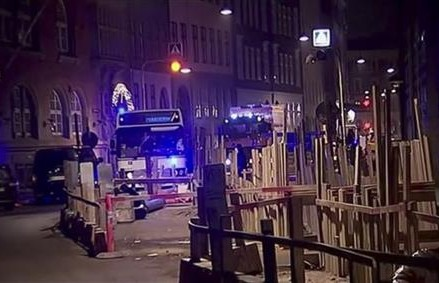 Denmark on edge as 2nd shooting within hours rocks capital