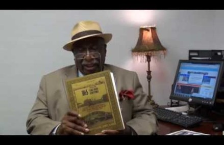 Sonny Gibson Book Signing 1865 The Early Negro History in Kansas City