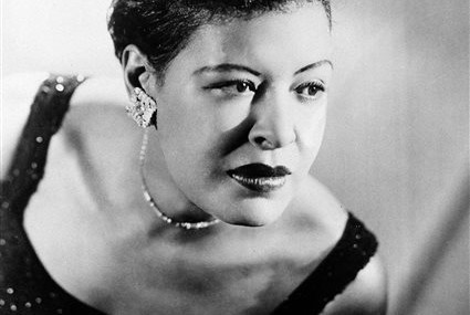 Apollo Theater to honor blues singer Billie Holiday