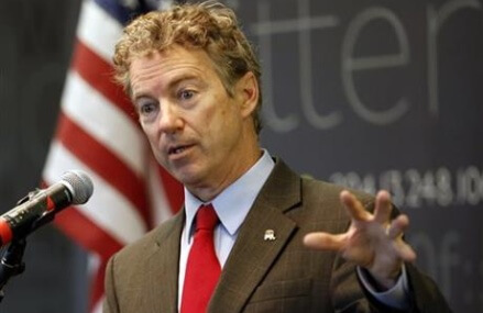 Kentucky's Rand Paul joining 2016 presidential campaign