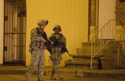 Schools reopen in Baltimore, streets quiet after curfew