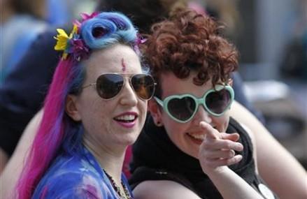 Irish gays wake up to whole new world: When's the wedding?