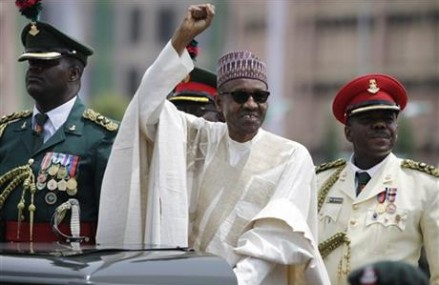Nigeria's new president pledges fight against Boko Haram