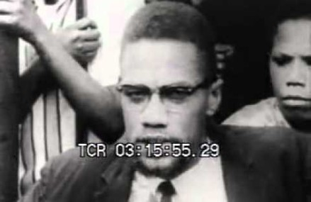 MALCOLM X ON THE IMPORTANCE OF EDUCATION