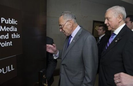 In split with Obama, Sen. Chuck Schumer opposes Iran deal