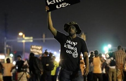 1Year later, AP reporter recalls origins of Ferguson movement