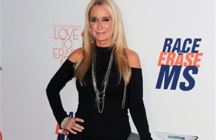 'Real Housewives' star Kim Richards accused of shoplifting