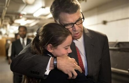 Trump's first victim? Perry exits in early 2016 shake-up