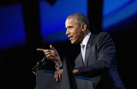 Analysis: Obama crosses own red line with Syrian deployment
