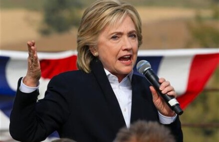 Clinton subject to hack attempts from China, Korea, Germany
